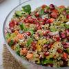 Salata de quinoa si rodie