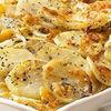 Cartofi gratinati la cuptor