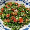 Salata cu patrunjel - Tabouleh (Parsley salad - Tabouleh)