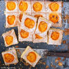Pandispan cu caise / Soft cake with apricots