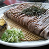 How to make Soba a Japanese Cold Noodles