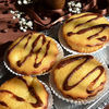 Muffins umplut cu budinca