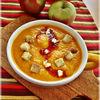 Supa-crema de morcovi si mar