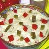 Salata de acrituri cu maioneza de fasole