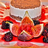 Reteta de cheesecake cu fructe in creme de Cassis