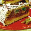 Tort cu rom in 3 culori