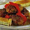 Chiftele de carne cu fulgi de ovaz