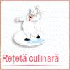 Merluciu cu usturoi, la cuptor