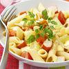 Salata cu surimi si paste