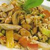 Curcan cu orez si legume