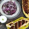 Retete turcesti: Pide cu carne de vita, Ayran si Salata de ceapa cu sumac