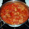 Tocana de rosii cu carne