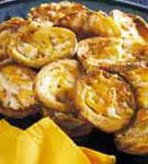 Rondele de cartofi la cuptor