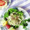 Salata de legume cu orez