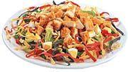 Salata de pui cu alune
