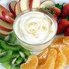 Crema de iaurt cu mure si miere