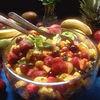 Salata mozaic cu pepene