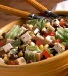 Salata de fasole cu sos de vin