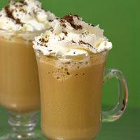 Bautura din inghetata si cafea