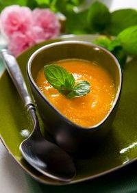 Supa de morcov si ghimbir
