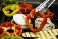 Salata de legume la gratar II