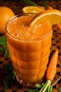 Smoothie cu morcovi