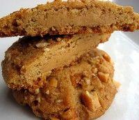 Prăjiturele cu unt de arahide