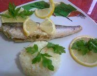 Peşte cu brânză la cuptor