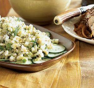 Salată de scrumbii cu cartofi
