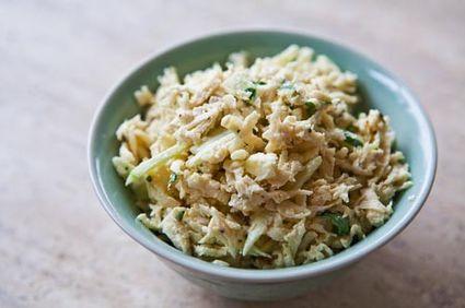 Salată de ţelină cu maioneză