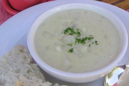 Supă cremă de cartofi