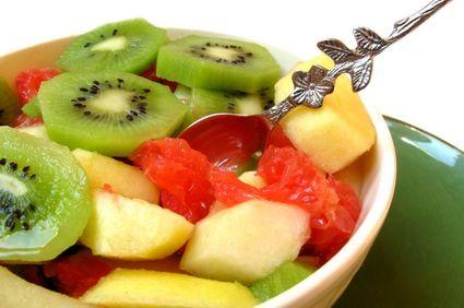 Postul Paştelui: Salată răcoritoare de fructe