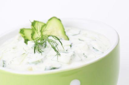 Salată Tzatziki