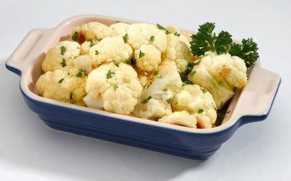 Salată de conopidă cu iaurt