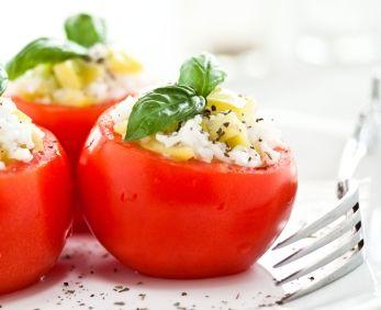 Reţetă Andreea Raicu: Legume umplute cu legume, la cuptor. Poftă bună!