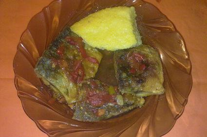 File de macrou in saramura