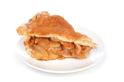 Prăjitură cu mere