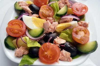 Salata Nicoise