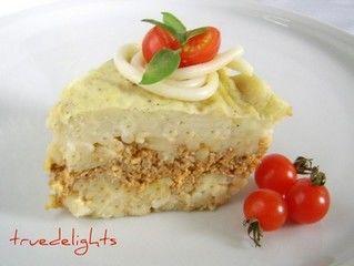 Pastitsio – lasagna greceasca