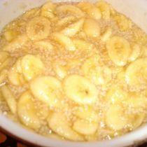 Banane in sos caramel si susan