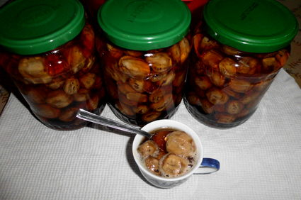Dulceata de nuci