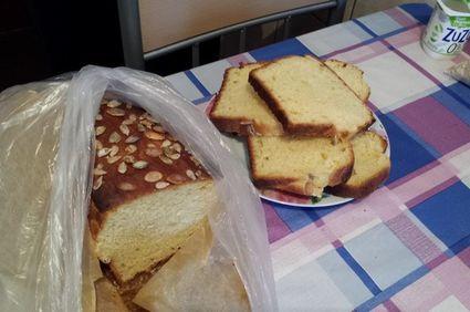 Pâine cu lapte și semințe
