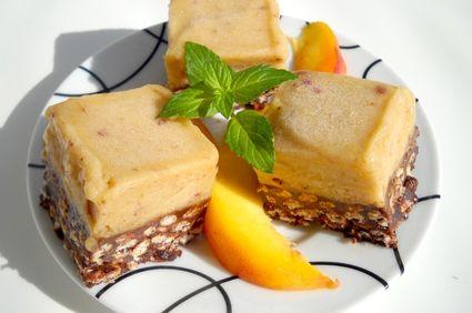 Prăjitură cu ciocolată şi îngheţată