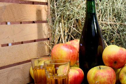 Cidrul de mere, o băutură miraculoasă pentru organism