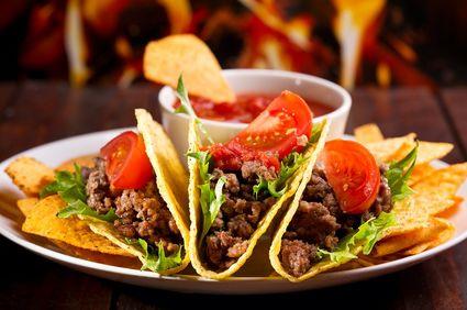 Taco, un deliciu mexican