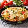Omletă spaniolă cu cartofi