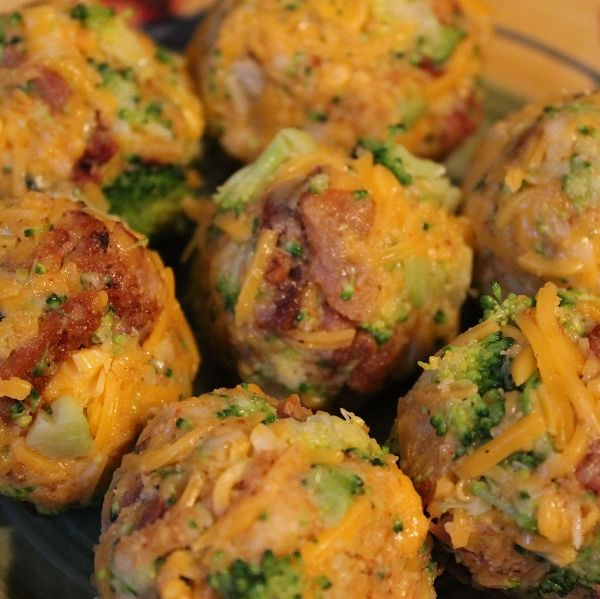 Chifteluţe de broccoli