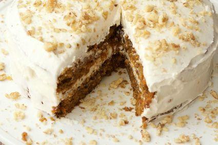 Carrot cake sau prăjitură cu morcovi