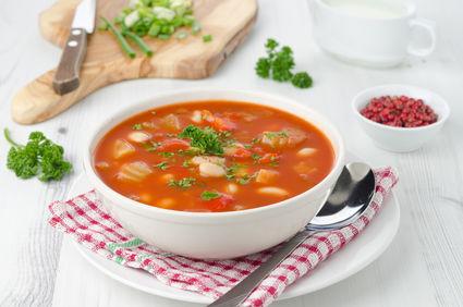 Supa de varză care arde grăsimile