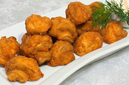 Conopidă pane cu sos tzatziki